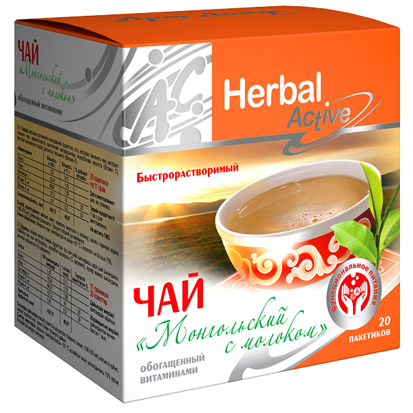 чай монгольский артлайф