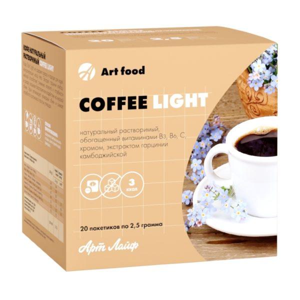 лёгкий кофе