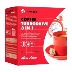 кофе энергетик турбо
