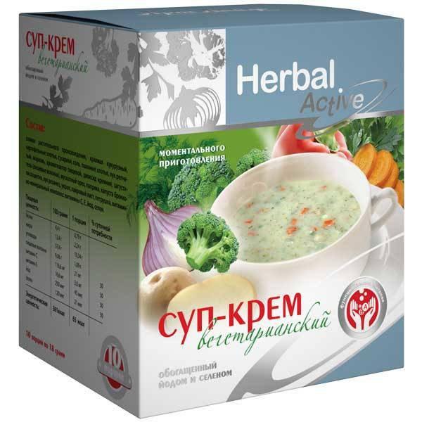 суп-крем вегетарианский артлайф
