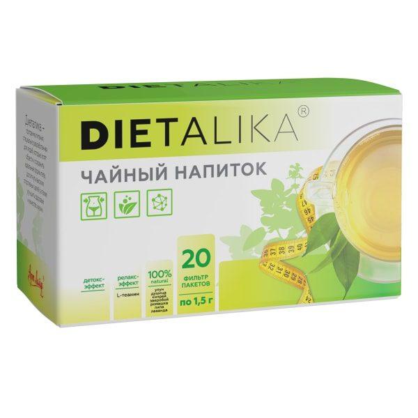Чайный напиток ДИЕТАЛИКА
